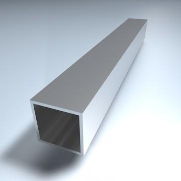Alurohr Vierkant 15x15x1