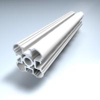 Coaxis(R) 35,5 mm Alu weiß