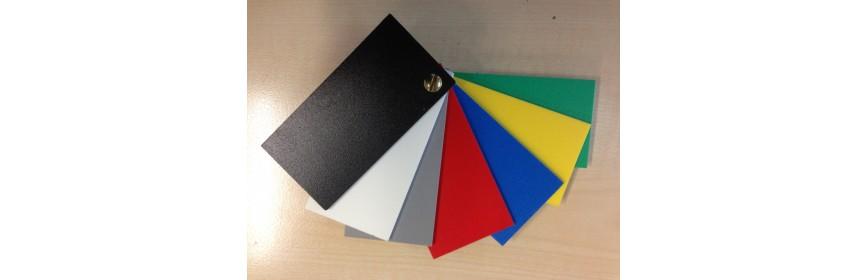 Kunststoffplatten Uni