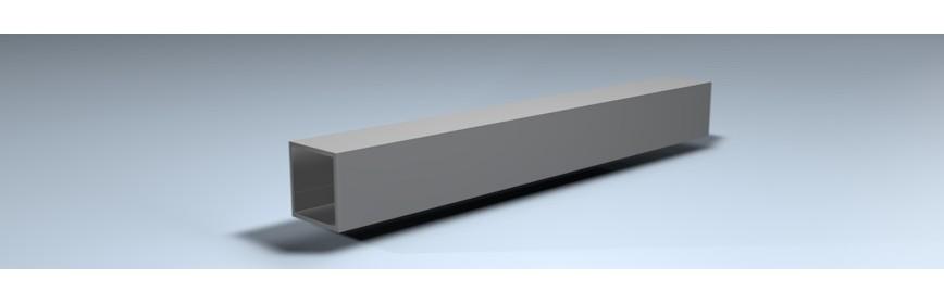 Vierkant-Rohr Profile
